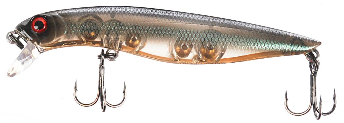 Воблер Tsuribito Dead Minnow SS, цвет 535, 90 мм70435Tsuribito Dead Minnowклассический воблердля рыбалкина хищную рыбу в прибрежной зоне. За счет длинного тела, приманка обладает хорошей игрой при проводке, привлекая внимание рыбы. Кроме того,воблер идеально подходит для выполнения точных забросов на дальние расстояния в открытых водоемах.