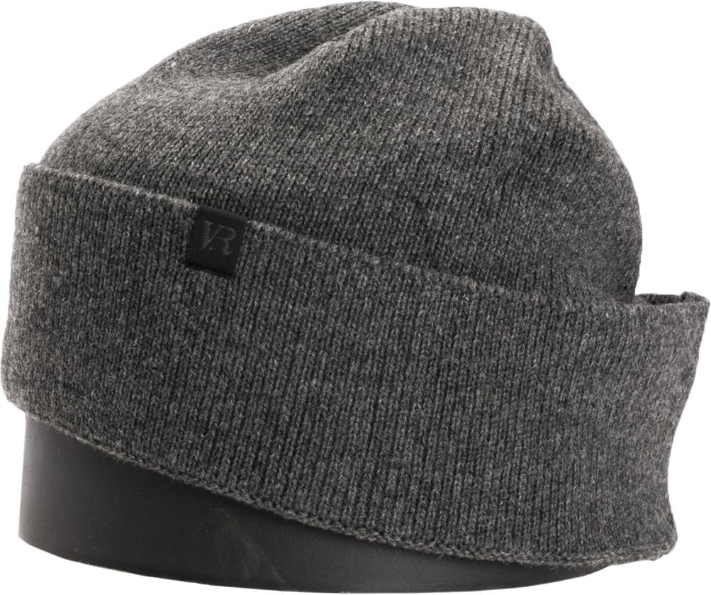 Шапка мужская Vittorio Richi, цвет: темно-серый. NSH900294. Размер 56/58NSH900294Стильная мужская шапка Vittorio Richi отлично дополнит ваш образ в холодную погоду. Модель, изготовленная из шерсти и акрила, максимально сохраняет тепло и обеспечивает удобную посадку. Шапка дополнена сбоку фирменной нашивкой. Модная шапка подчеркнет ваш неповторимый стиль и индивидуальность.