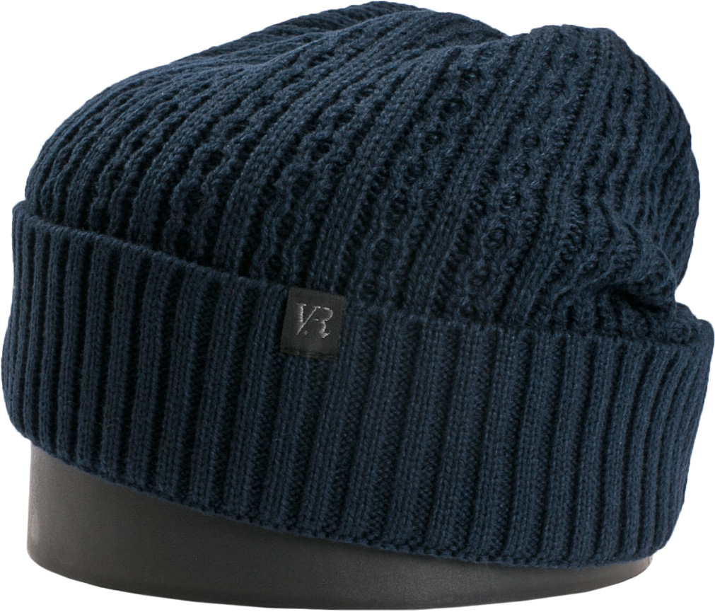 Шапка мужская Vittorio Richi, цвет: темно-синий. NSH410008. Размер 56/58NSH410008Стильная мужская шапка Vittorio Richi отлично дополнит ваш образ в холодную погоду. Модель, изготовленная из шерсти с добавлением акрила, максимально сохраняет тепло и обеспечивает удобную посадку. Шапка дополнена ажурной вязкой и сбоку фирменной нашивкой. Модная шапка подчеркнет ваш неповторимый стиль и индивидуальность.