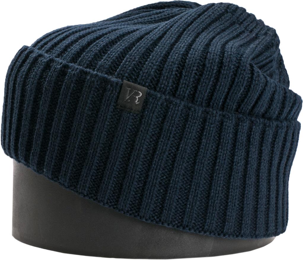 Шапка мужская Vittorio Richi, цвет: темно-синий. NSH900288. Размер 56/58NSH900288Стильная мужская шапка Vittorio Richi отлично дополнит ваш образ в холодную погоду. Модель, изготовленная из шерсти с добавлением акрила, максимально сохраняет тепло и обеспечивает удобную посадку. Шапка дополнена сбоку фирменной нашивкой. Модная шапка подчеркнет ваш неповторимый стиль и индивидуальность.