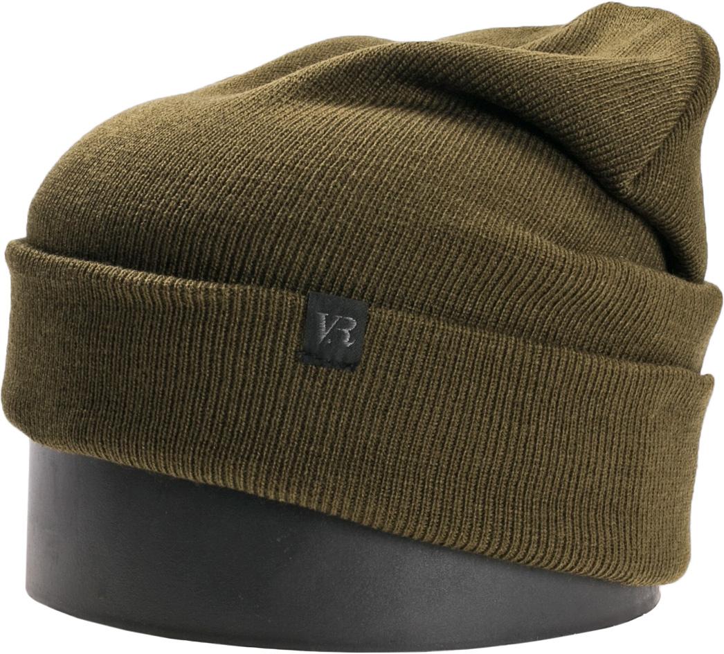 Шапка мужская Vittorio Richi, цвет: хаки. NSH170756. Размер 56/58NSH170756Стильная мужская шапка Vittorio Richi отлично дополнит ваш образ в холодную погоду. Модель, изготовленная из шерсти и акрила, максимально сохраняет тепло и обеспечивает удобную посадку. Шапка дополнена сбоку фирменной нашивкой. Модная шапка подчеркнет ваш неповторимый стиль и индивидуальность.