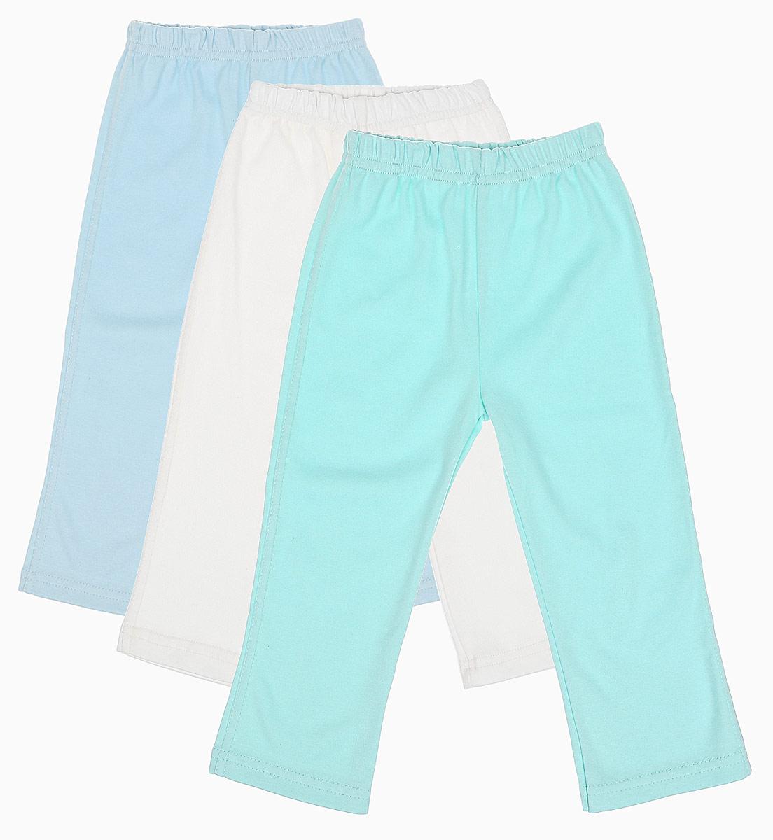 Штанишки для мальчика Фреш стайл, цвет: голубой, молочный, салатовый, 3 шт. 37-560м. Размер 86, 18 месяцев37-560мКомплект Фреш Стайл состоит из трех штанишек для мальчика.Штанишки послужат идеальным дополнением к гардеробу малыша, обеспечивая ей наибольший комфорт. Изготовленные из натурального хлопка, они необычайно мягкие и легкие, не раздражают нежную кожу ребенка и хорошо вентилируются, а эластичные швы приятны телу малышки и не препятствуют ее движениям. Штанишки дополнены мягкой резинкой, не сдавливающей животик ребенка. Штанишки очень удобный и практичный вид одежды для малышей. Отлично сочетаются с футболками, кофточками и боди.В таких штанишках вашему малышу будет уютно и комфортно!УВАЖАЕМЫЕ КЛИЕНТЫ!Обращаем ваше внимание на тот факт, что товар поставляется в цветовом ассортименте. Поставка осуществляется в зависимости от наличия на складе.