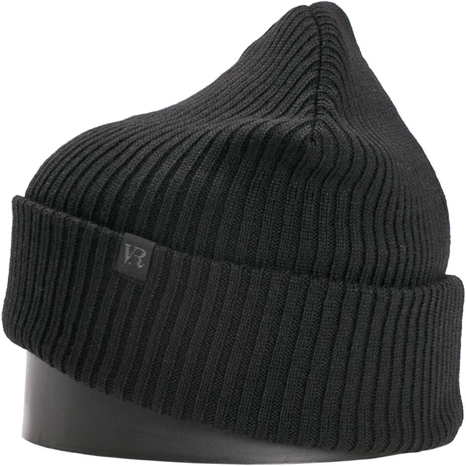 Шапка мужская Vittorio Richi, цвет: черный. NSH140779. Размер 56/58NSH140779Стильная мужская шапка Vittorio Richi отлично дополнит ваш образ в холодную погоду. Модель, изготовленная из шерсти и акрила, максимально сохраняет тепло и обеспечивает удобную посадку. Шапка дополнена сбоку фирменной нашивкой. Модная шапка подчеркнет ваш неповторимый стиль и индивидуальность.
