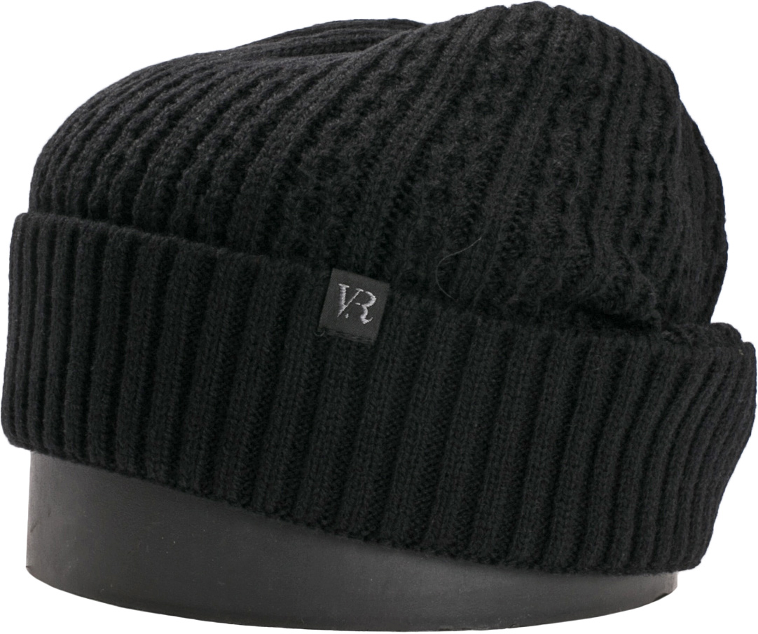 Шапка мужская Vittorio Richi, цвет: черный. NSH410001. Размер 56/58NSH410001Стильная мужская шапка Vittorio Richi отлично дополнит ваш образ в холодную погоду. Модель, изготовленная из шерсти с добавлением акрила, максимально сохраняет тепло и обеспечивает удобную посадку. Шапка дополнена ажурной вязкой и сбоку фирменной нашивкой. Модная шапка подчеркнет ваш неповторимый стиль и индивидуальность.