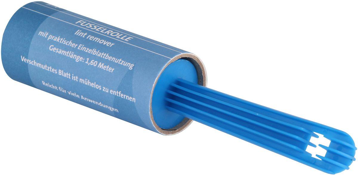 Ролик для чистки одежды Axentia, цвет: голубой270728Ролик для чистки одежды Axentia идеален для удаления грязи, пыли, ворсинок и шерсти с любой тканевой поверхности.Эргономичная форма ручки делает захват ролика максимально комфортным. Блок и ручка имеют надежную фиксацию, что исключает самопроизвольное отделение этих двух частей. Использованный блок легко заменяется на новый.