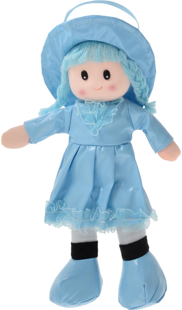 Sima-land Мягкая кукла в платье с бахромой цвет одежды голубой sima land мягкая игрушка на руку мальчик 1147835