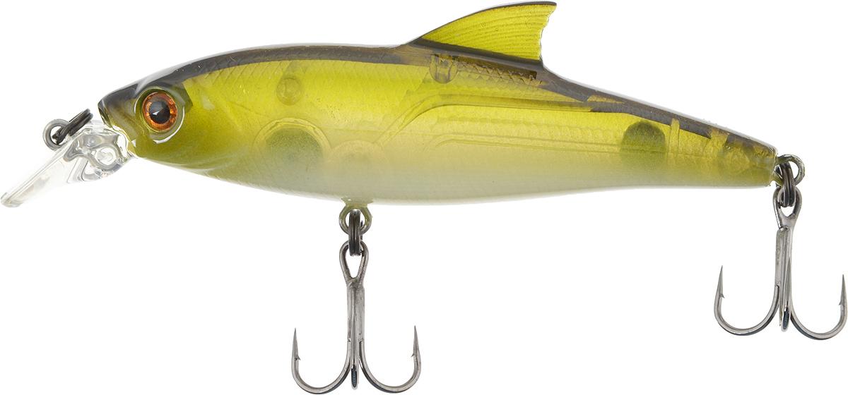 Воблер Tsuribito Baby Shark F, цвет 082, 70 мм45367Воблер предназначен для ловли окуня и щуки на мелководных участках. Используется при равномерных, рывковых и комбинированных проводках. Приманка великолепно держит течение благодаря изящному спинному плавнику, что позволяет использовать ее при ловле как вниз, так и вверх по течению. Воблер обладает положительной плавучестью, что при неагрессивной проводке позволяет использовать его на мелководье, а так же при проводке на участках с подводной растительностью, где часто таится прибрежный хищник.Какая приманка для спиннинга лучше. Статья OZON Гид