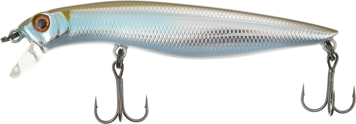 Воблер Tsuribito Dead Minnow SS, цвет 035, 90 мм70419Tsuribito Dead Minnowклассический воблердля рыбалкина хищную рыбу в прибрежной зоне. За счет длинного тела, приманка обладает хорошей игрой при проводке, привлекая внимание рыбы. Кроме того,воблер идеально подходит для выполнения точных забросов на дальние расстояния в открытых водоемах.Какая приманка для спиннинга лучше. Статья OZON Гид
