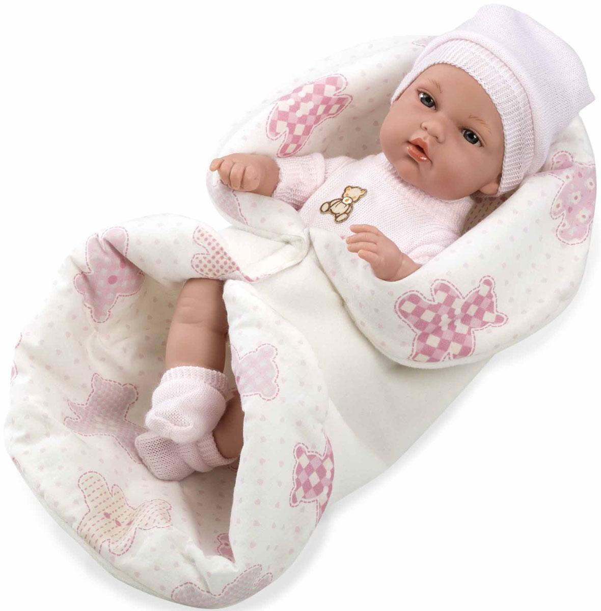 Arias Пупс Elegance цвет конверта розовый Т11089 - Куклы и аксессуары