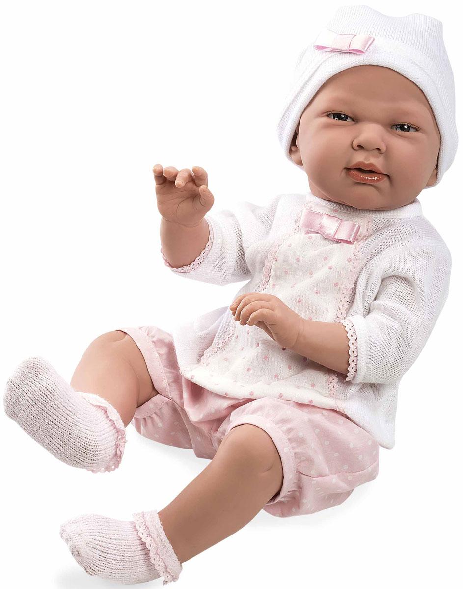 Arias Пупс Elegance цвет одежды розовый Т11123 arias кукла клоун 38 см т59774