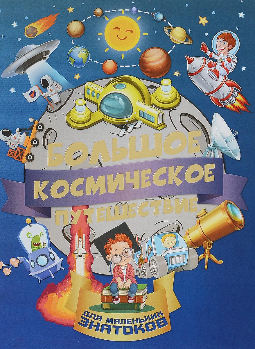 А. И. Третьякова, Е. О. Хомич Большое космическое путешествие ISBN: 978-5-17-104286-8