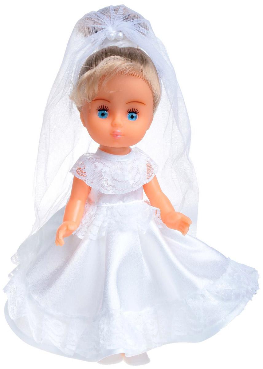 Пластмастер Кукла Невеста кампанула невеста в тюмени