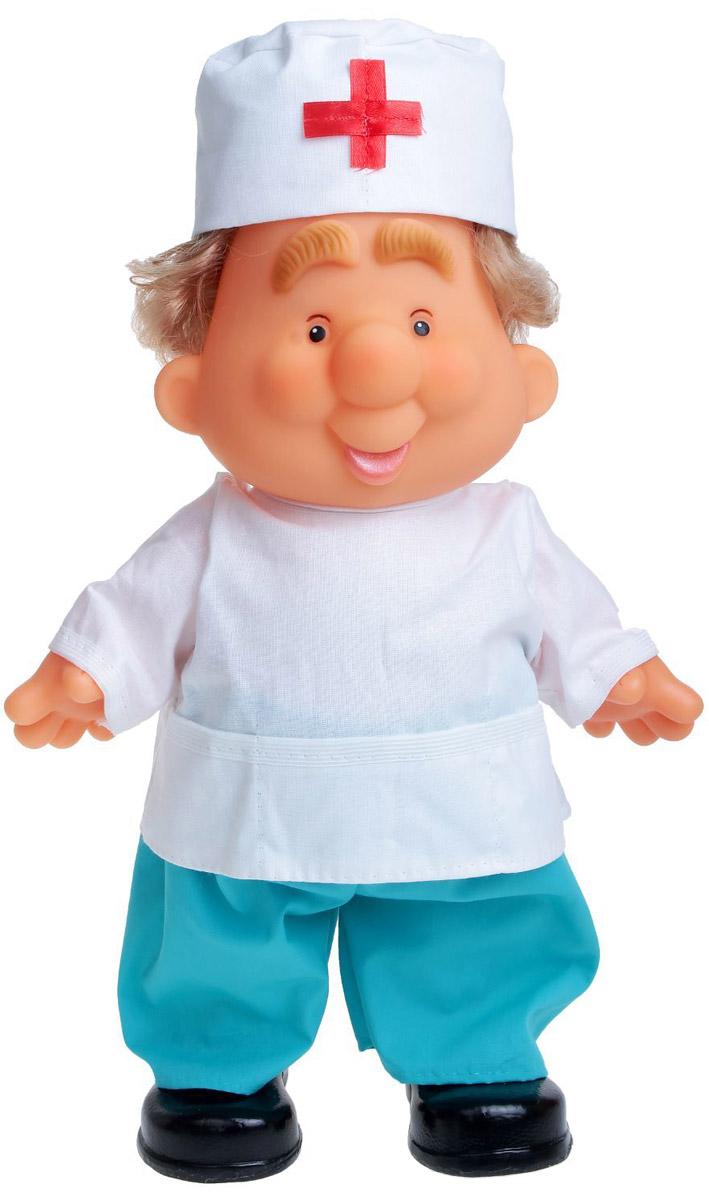 Пластмастер Кукла Доктор
