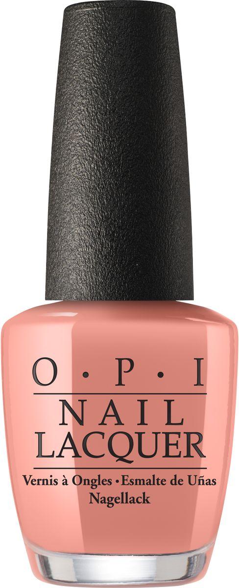 OPI Лак для ногтей Ill Have a Gin & Tectonic, 15 млNLI61Лак для ногтей OPI быстросохнущий, содержит натуральный шелк и аминокислоты. Увлажняет и ухаживает за ногтями. Форма флакона, колпачка и кисти специально разработаны для удобного использования и запатентованы.