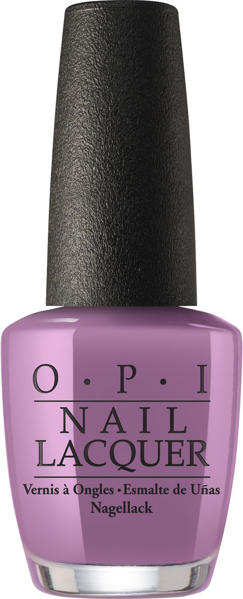 OPI Лак для ногтей One Heckla of a Color!, 15 млNLI62Лак для ногтей OPI быстросохнущий, содержит натуральный шелк и аминокислоты. Увлажняет и ухаживает за ногтями. Форма флакона, колпачка и кисти специально разработаны для удобного использования и запатентованы.