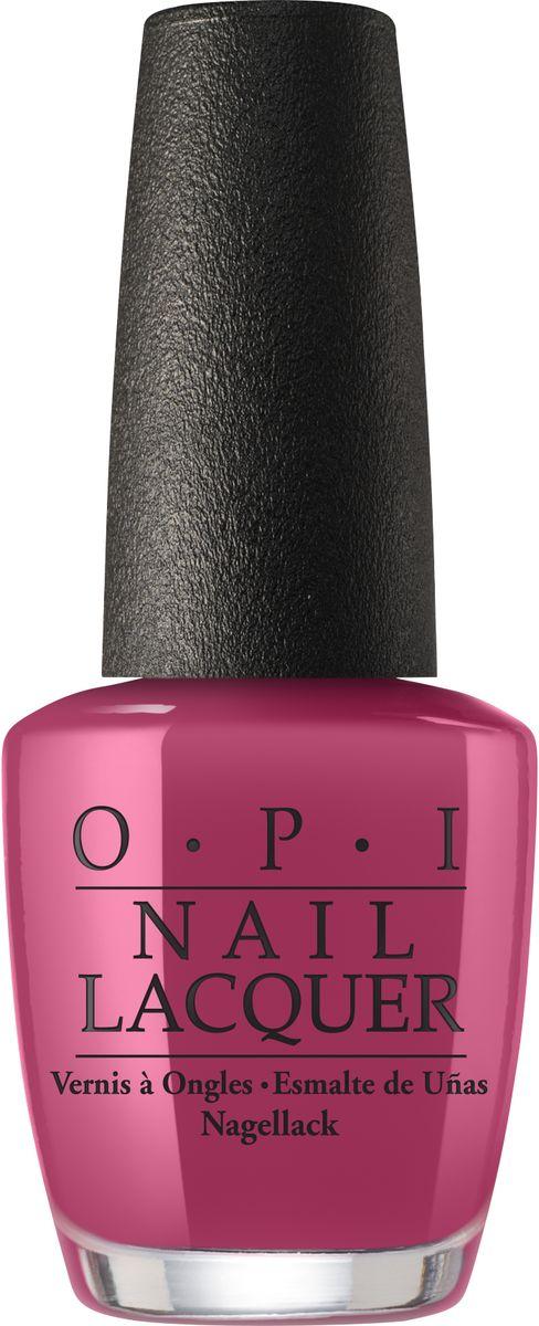OPI Лак для ногтей Aurora Berry-Alis, 15 млNLI64Лак для ногтей OPI быстросохнущий, содержит натуральный шелк и аминокислоты. Увлажняет и ухаживает за ногтями. Форма флакона, колпачка и кисти специально разработаны для удобного использования и запатентованы.