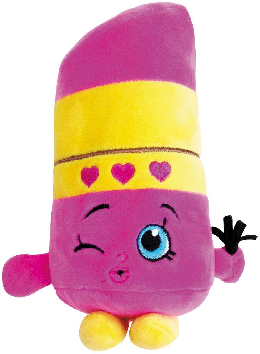 Шопкинс Мягкая игрушка Помадка Липпи 20 см сливочная помадка с цукатом