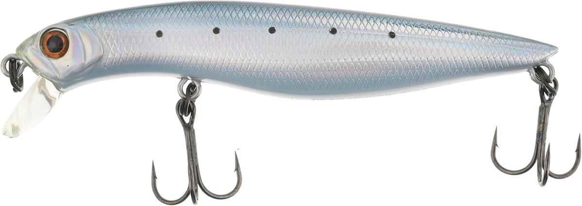 Воблер Tsuribito Dead Minnow SS, цвет 060, 90 мм70428Tsuribito Dead Minnowклассический воблердля рыбалкина хищную рыбу в прибрежной зоне. За счет длинного тела, приманка обладает хорошей игрой при проводке, привлекая внимание рыбы. Кроме того,воблер идеально подходит для выполнения точных забросов на дальние расстояния в открытых водоемах.