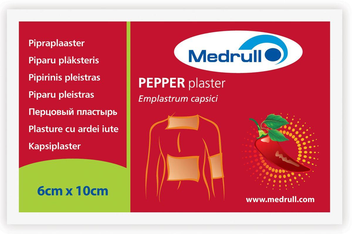 Пластырь перцовый Medrull, перфорированный, 6 х 10 см4742225006417Обезболивающее средство для местного применения, оказывает анальгезирующее и местнораздражающее действие. Раздражает кожные рецепторы, улучшает трофику тканей, снижает болевые ощущения (отвлекающий эффект). ЛейкопластырьИзготовлен на основе экстракта стручкового перца.ЛейкопластырьПрименяется в качестве вспомогательного средства для облегчения простудных состояний, а так же для улучшения физического состояния за счет согревающего эффекта.Уважаемые клиенты! Обращаем ваше внимание на то, что упаковка может иметь несколько видов дизайна. Поставка осуществляется в зависимости от наличия на складе.