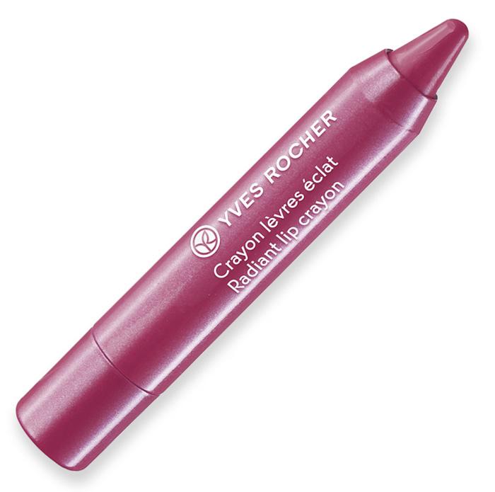 Yves Rocher помада-карандаш для губ, нежная мальва, 2,5 г07221Сделайте свою улыбку неотразимой благодаря Помаде-Карандашу для губ. Ее увлажняющая текстура тает на губах и дарит им сияющие оттенки. Каждый оттенок можно наносить отдельно для создания однотонной вуали или в дуэте для создания эффекта tie & dye*. Благодаря выдвижному грифелю Помада-Карандаш сохраняет свою форму. Выдвижной грифель не требует заточки.Не содержит парабенов. Протестировано под дерматологическим контролем. *омбре