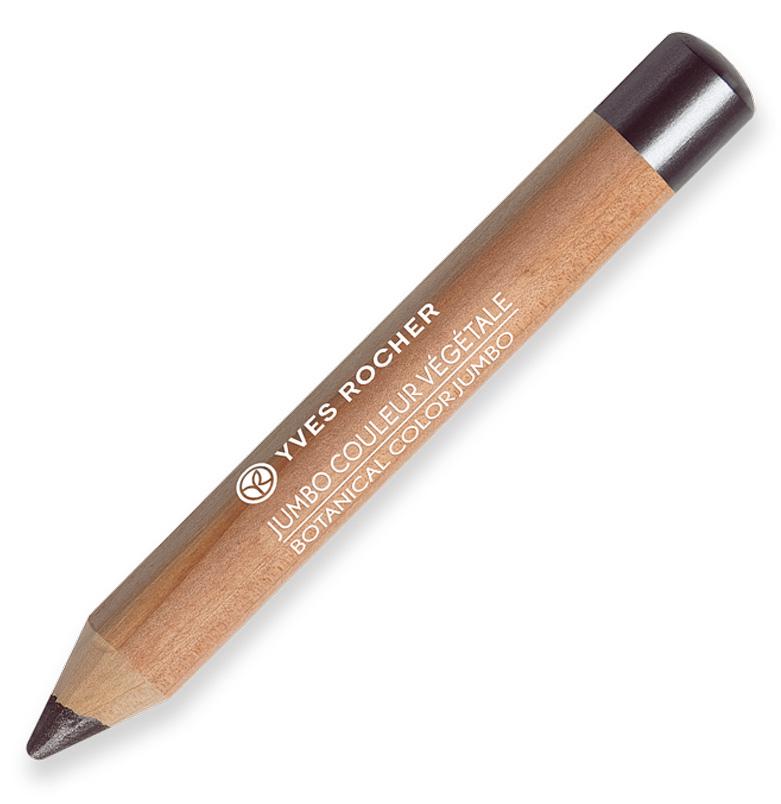 Yves Rocher тени-карандаш для век, перламутровые, 15 серое золото, 1,7 г22435Вам необходимо одно средство с комфортной текстурой, которое бы подчеркивало выразительность взгляда и могло создать эффектный графичный макияж глаз?Откройте для себя Тени-Карандаш для Век с нежной текстурой и различными эффектами!Насыщенная формула, обогащенная маслом Абрикоса, гарантирует мягкое нанесение и легкость при растушевывании цвета. Тени-Карандаш для Век обладают двумя эффектами - яркие перламутровые и матовые оттенки.