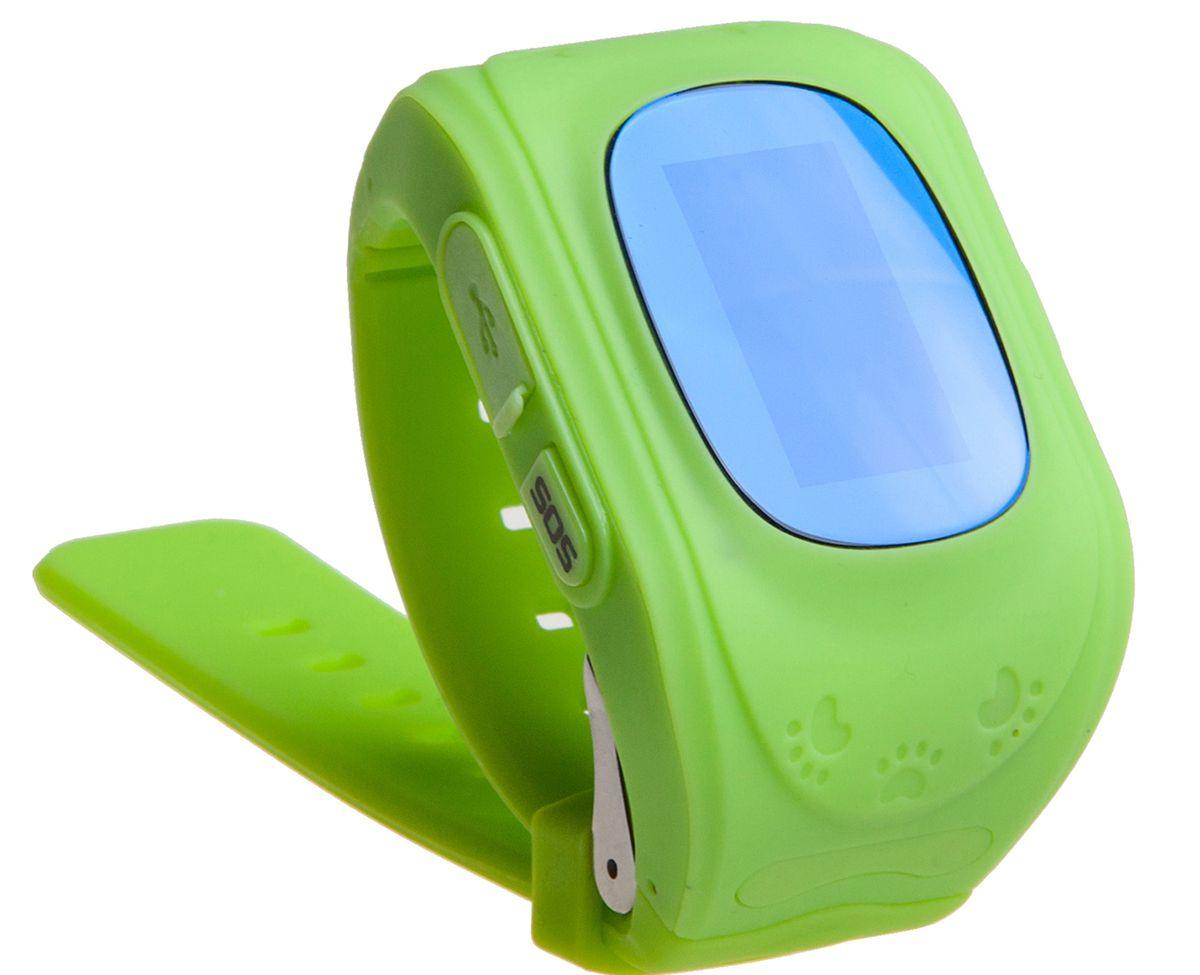 Prolike PLSW50, Green умные детские часы - Умные часы