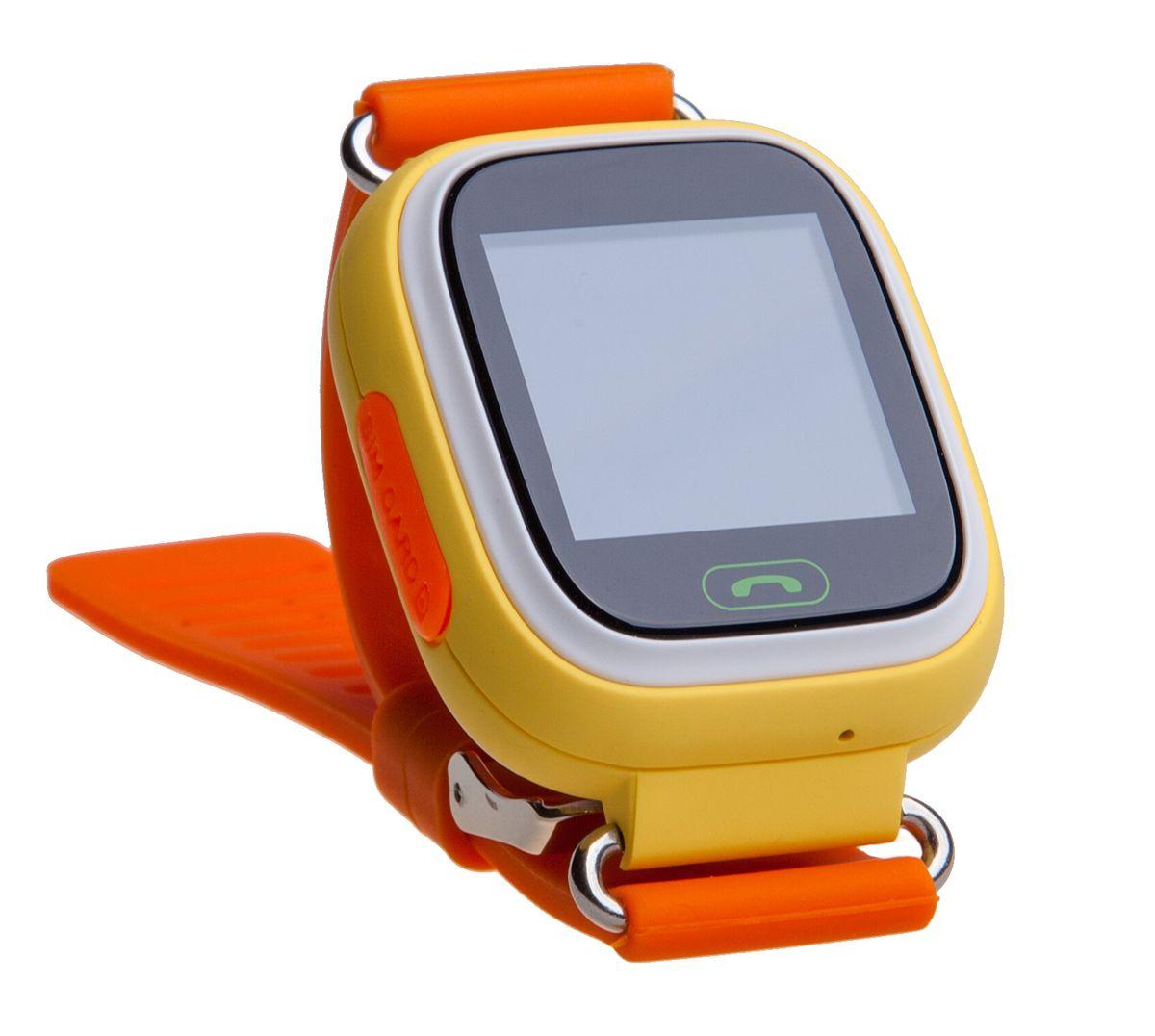 Prolike PLSW90, Orange умные детские часы - Умные часы