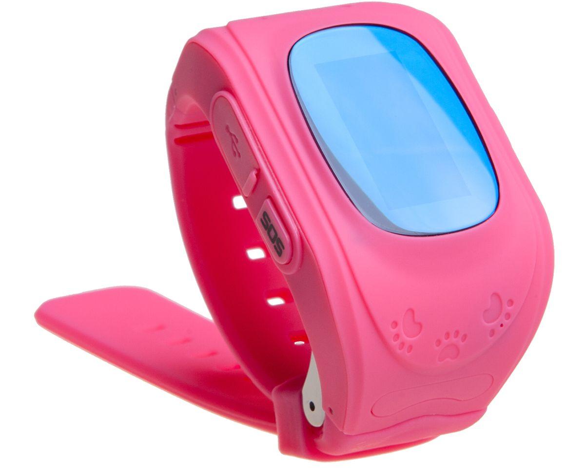 Prolike PLSW50, Pink умные детские часы - Умные часы