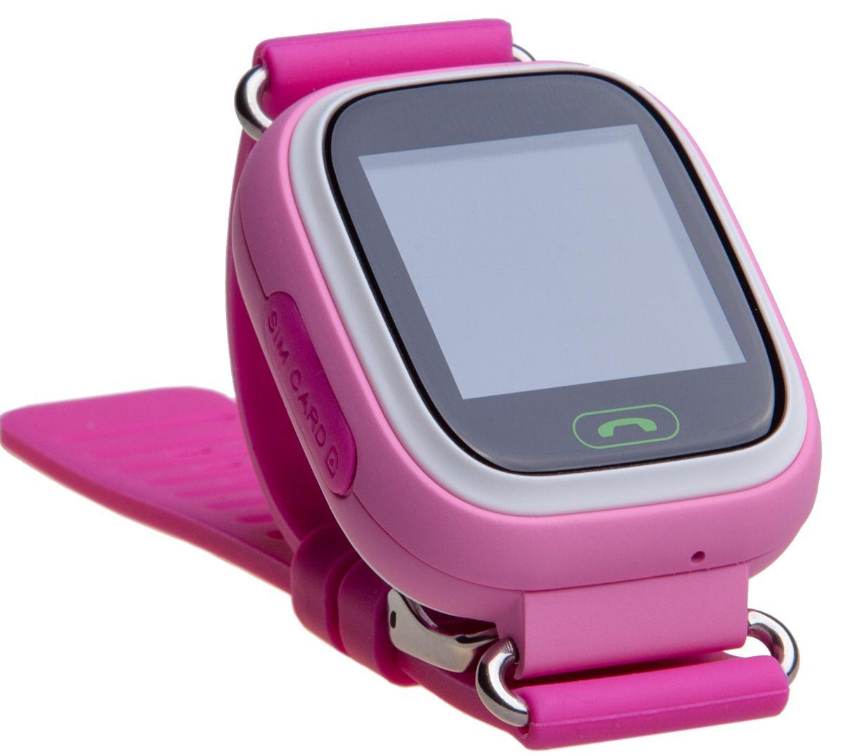 Prolike PLSW90, Pink умные детские часы