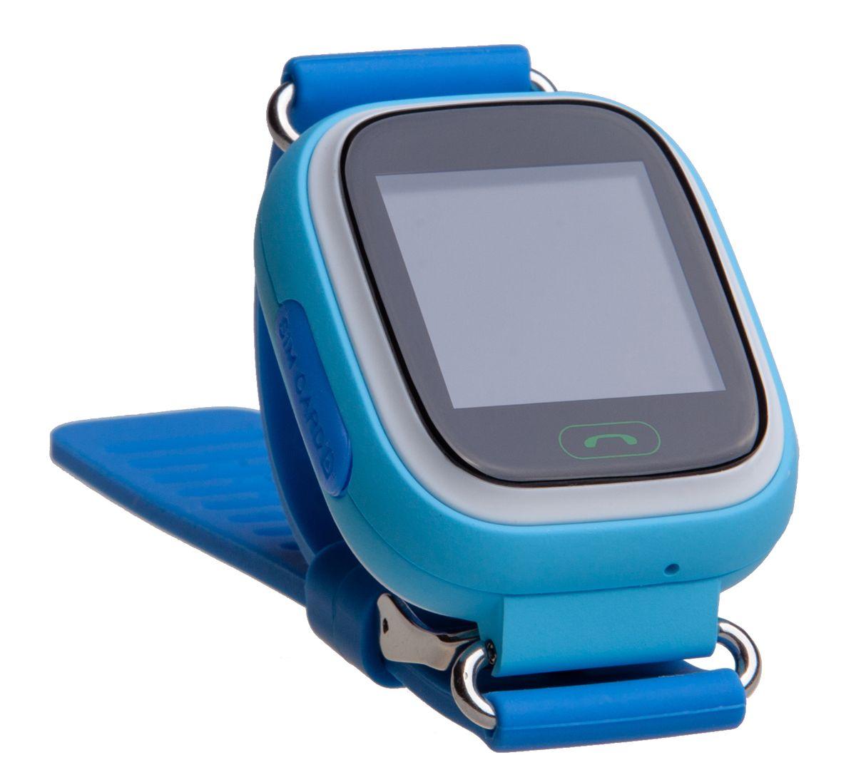 Prolike PLSW90, Light Blue умные детские часыPLSW90BLДетские часы prolike PLSW90 – яркий и надежный аксессуар для Вашего ребенка. Стильные цвета корпуса и цветной, сенсорный экран доставят истинное удовольствие Вашему ребенку. Отличительное качество часов - поддержка Wi-Fi, которая позволяет еще более точно отследить местонахождение Вашего ребенка. В часах есть весь необходимый функционал: шагомер, будильник, предупреждение о снятии устройства и прочее. Любые изменения состояния ребенка (количество шагов, маршрут, любая физическая активность) могут быть актуализированы с помощью установленного приложения. Ваш ребенок сможет смело познавать мир, и Вы будете в полной уверенности, что с ним все в порядке!
