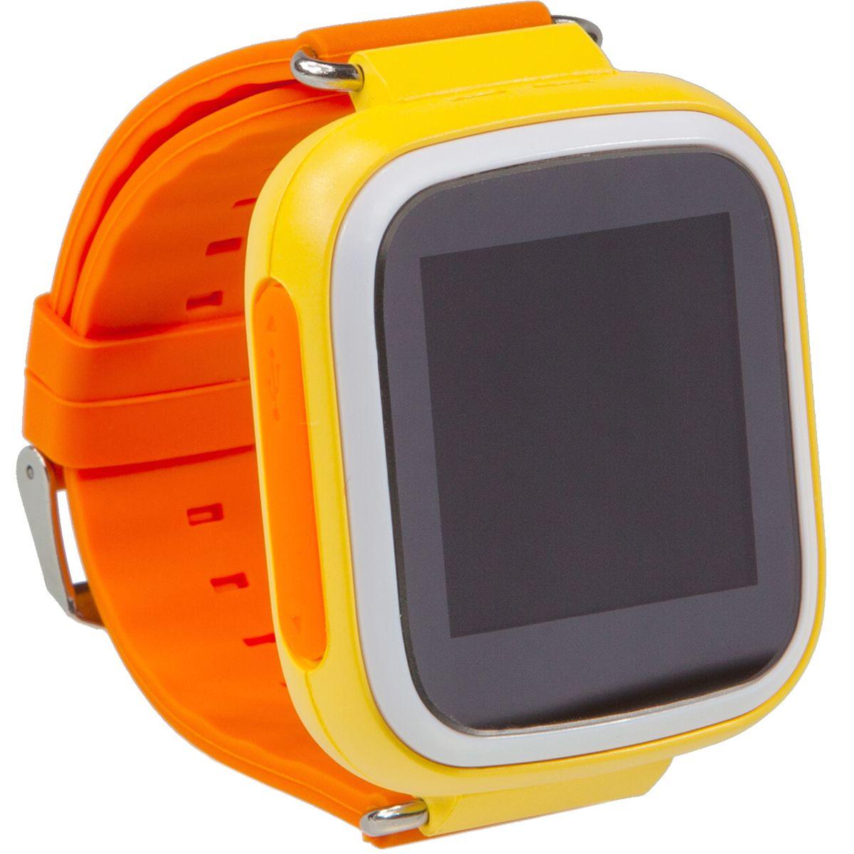 Prolike PLSW523, Orange умные детские часыPLSW523ORДетские часы Prolike PLSW523PK - это простые и крайне функциональные смарт-часы, созданные для детей и их родителей. В сочетании с функционалом, данная модель может считаться по истине достойной внимания - ведь она и для родителей полезна, и малышу придется по душе. В часах используется карта формата microSIM, поддерживает 2G соединение с GPRS.