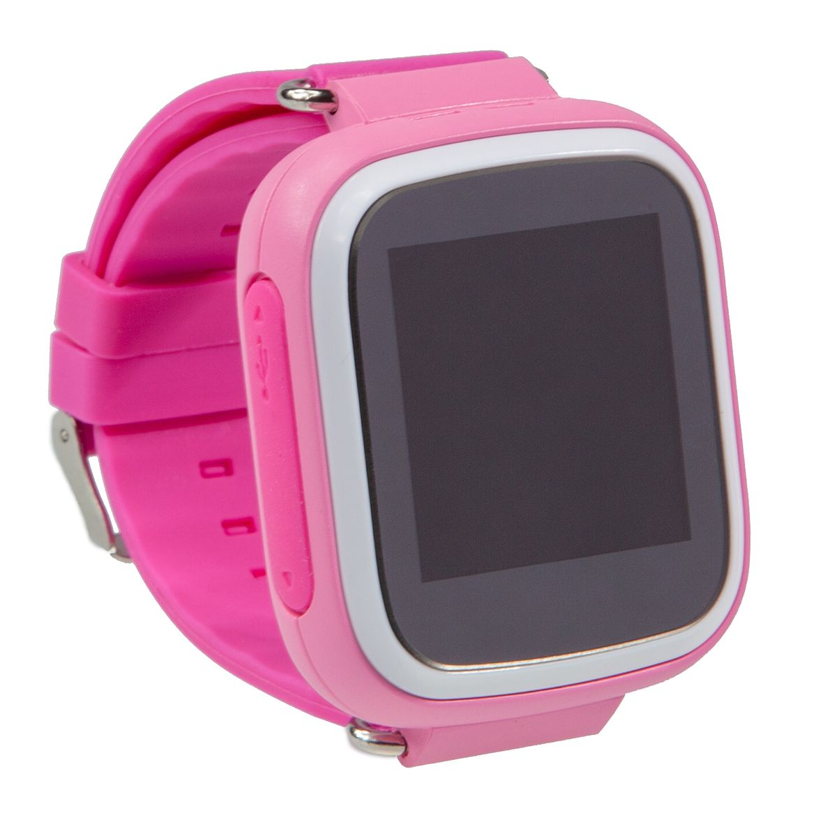 Prolike PLSW523, Pink умные детские часыPLSW523PKДетские часы Prolike PLSW523PK - простые и крайне функциональные смарт-часы, созданные для детей и их родителей. В сочетании с функционалом, данная модель может считаться по истине достойной внимания - ведь она и для родителей полезна, и малышу придется по душе. В часах используется карта формата microSIM, поддерживает 2G соединение с GPRS.