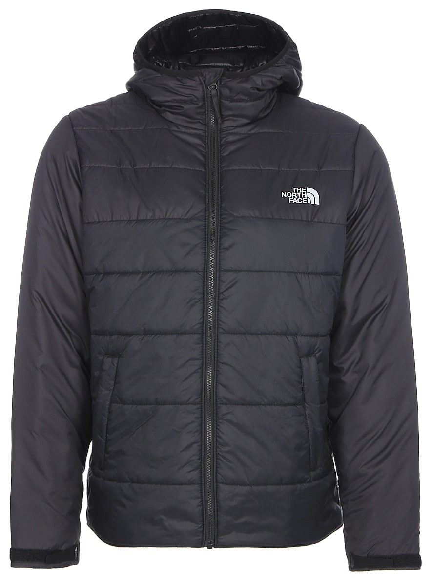 Куртка мужская The North Face M Lht In West Pk Jkt, цвет: черный. T92ZWHJK3. Размер S (44/46)T92ZWHJK3