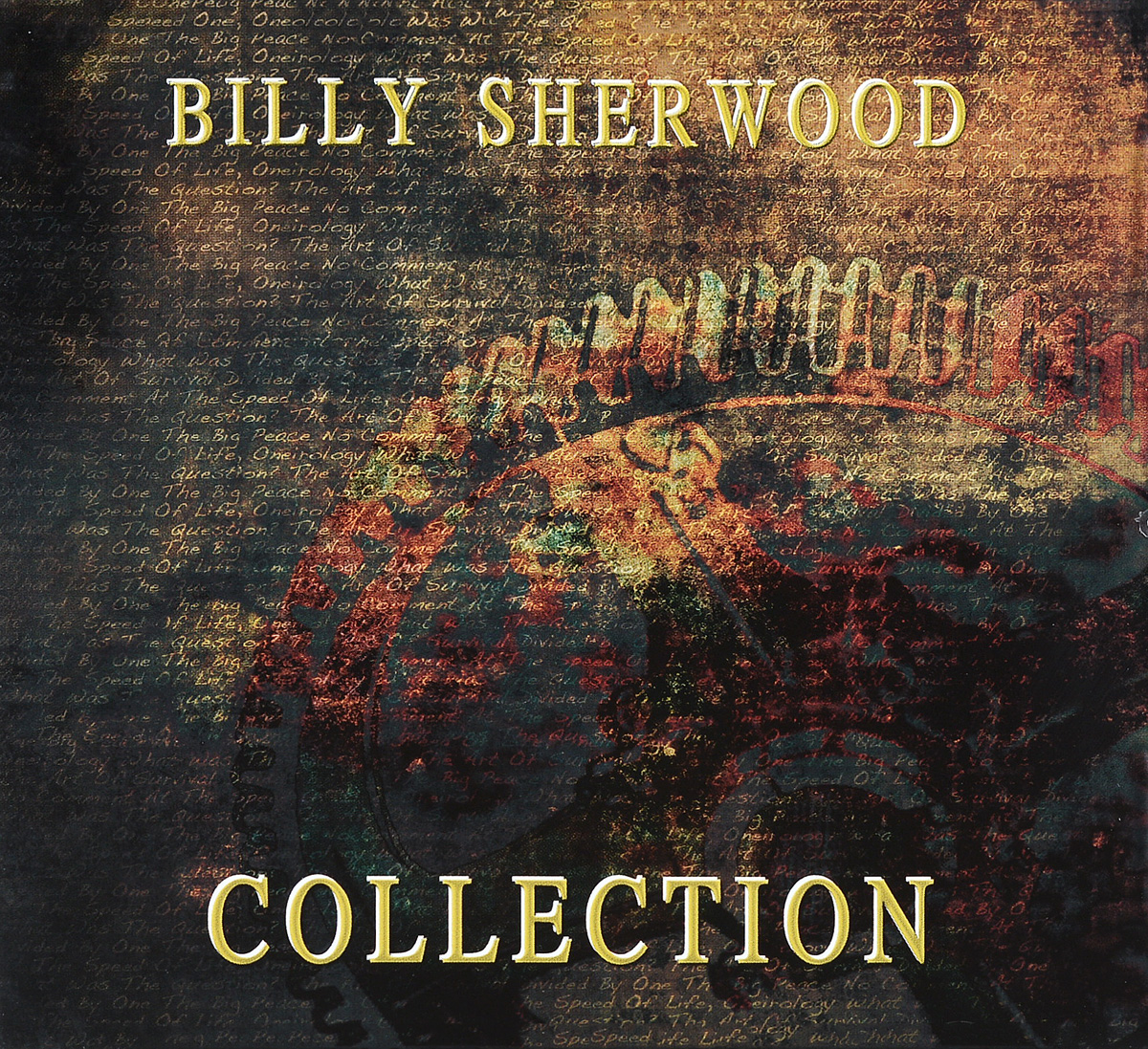 Билли Шервуд Billy Sherwood. Collection цена