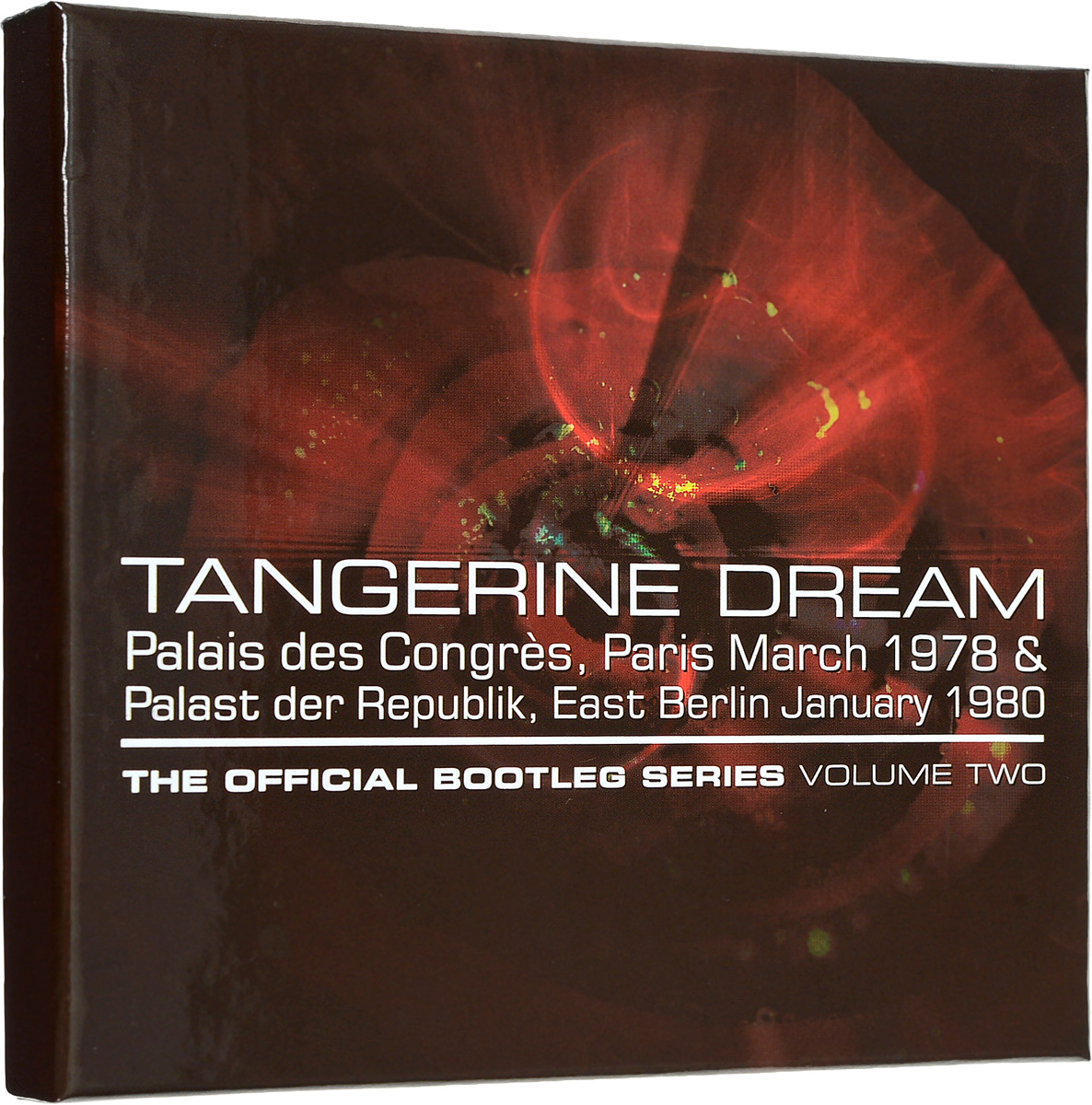 Tangerine Dream. The Official Bootleg Series Volume Two (4 CD)