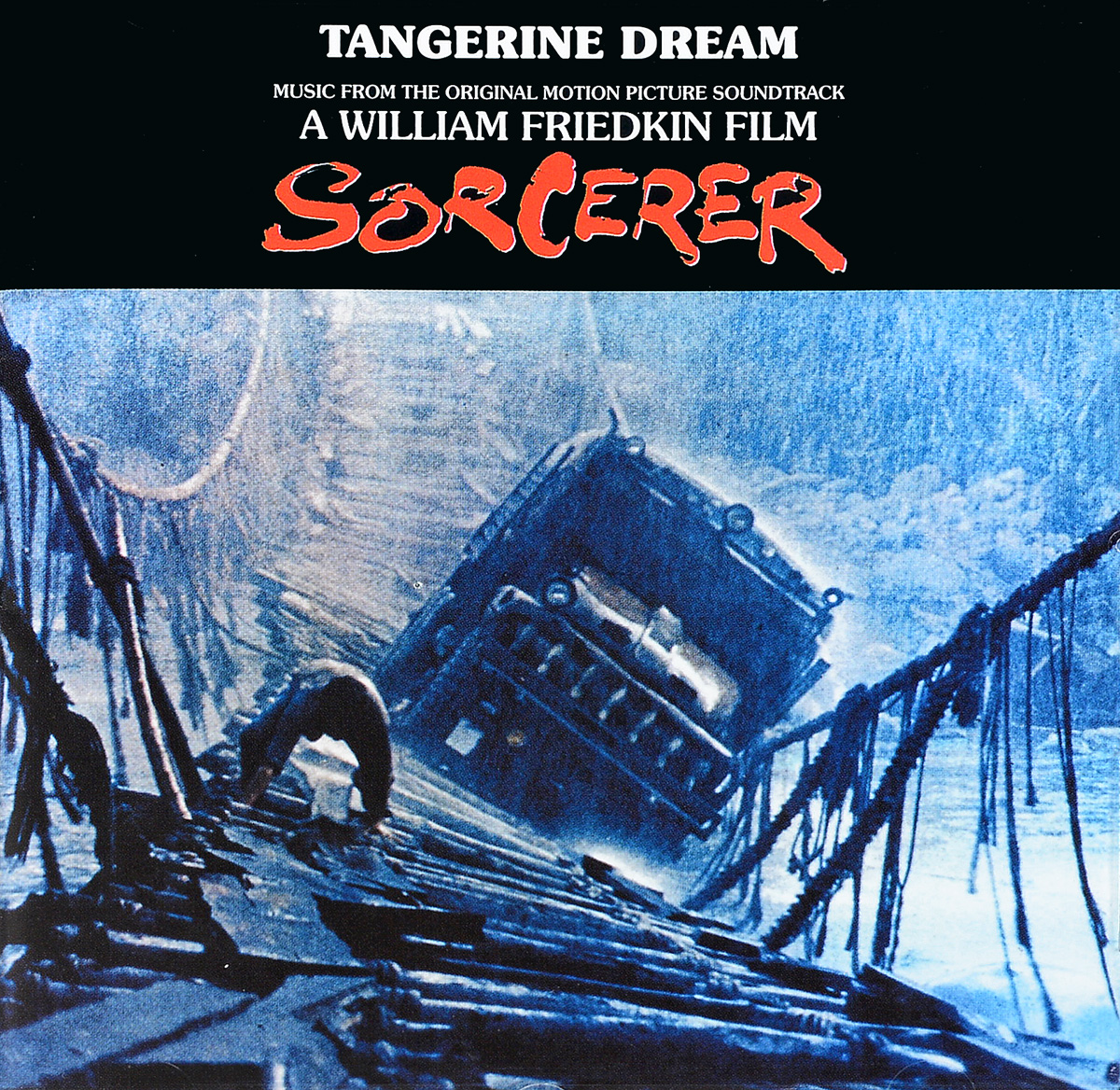 Tangerine Dream. Sorcerer Ost