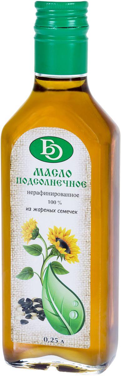 Бизнесойл масло подсолнечное нерафинированное, 250 мл масла душистый мир масло shineway 250 мл