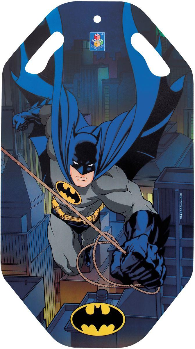 Ледянка 1TOY WB. Бэтмен, цвет: синий, длина 92 смТ104701toy WB Бэтмен ледянка, 92 см