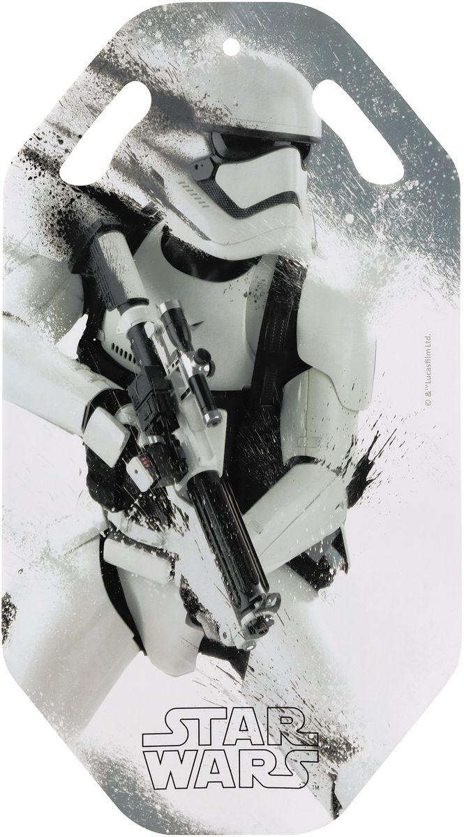 Ледянка 1TOY Звездные Войны, длина 92 смТ10471Ледянка с прорезями для рук - для любителей зимних спортивных развлечений с героями любимого мультфильма. Выполнена из ПВХ. Ледянка подарит много радостных моментов вашему ребенку.