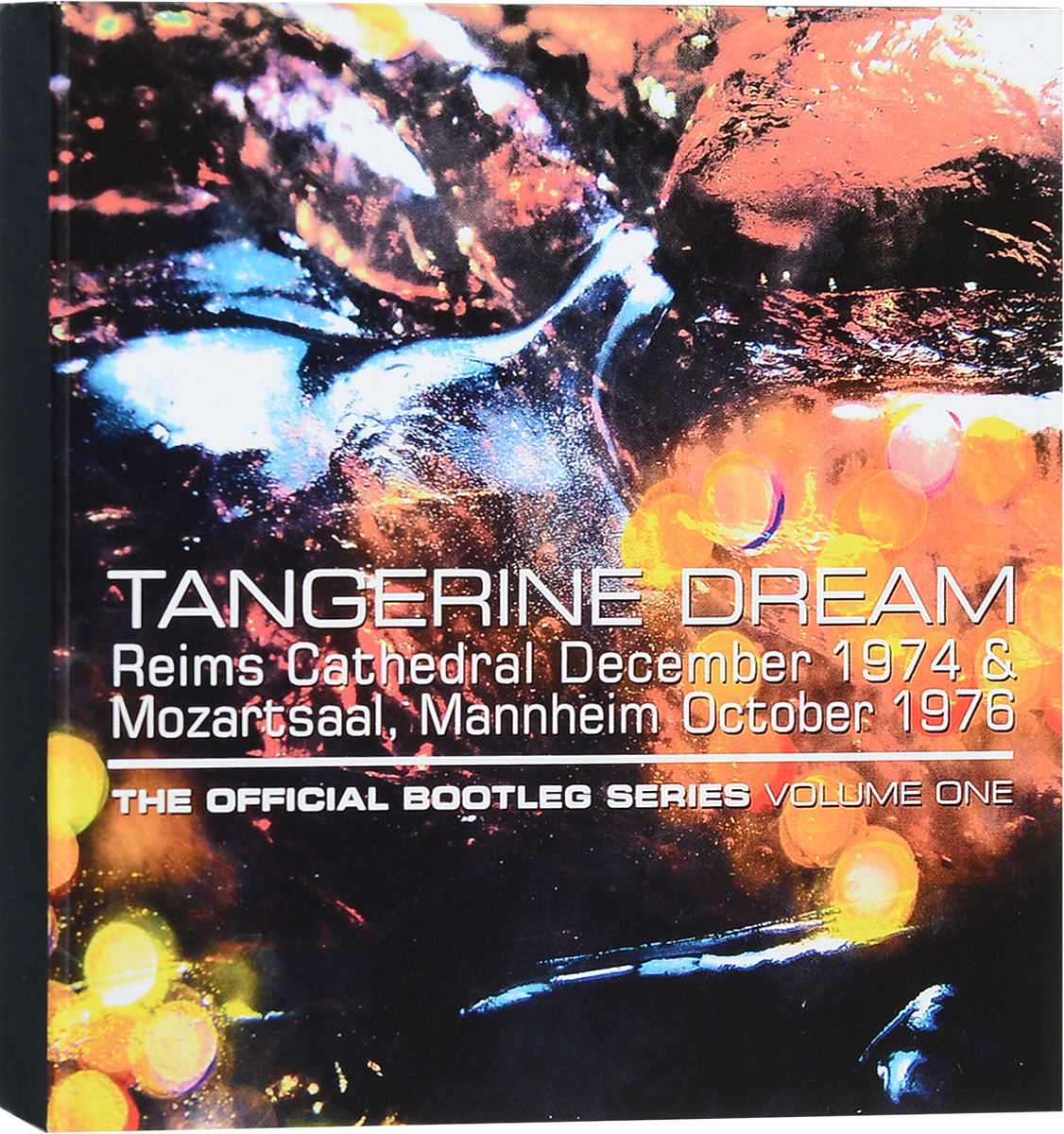 Tangerine Dream. The Official Bootleg Series Volume One (4 CD)