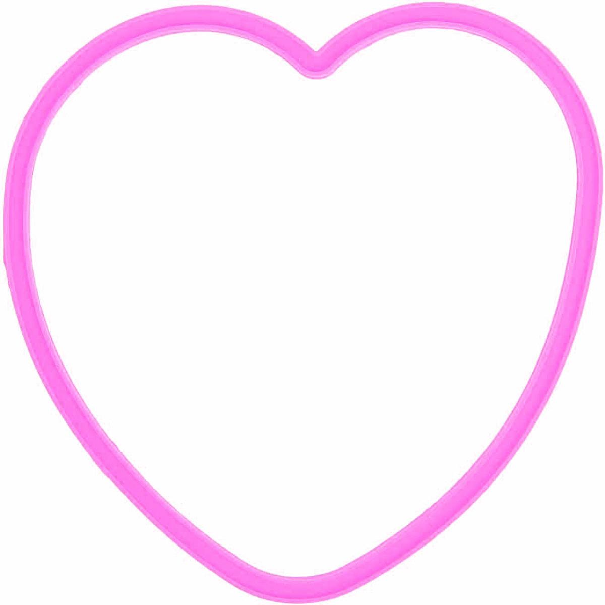 Форма для яичницы и блинов Доляна Любовь, цвет: розовый, 12 х 11 см811917Вкусные блины, оладьи, омлеты и яичницы нравятся всем. Сделать хорошо знакомые блюда поводом для кулинарной гордости поможет специальная форма из силикона. Как ей пользоваться? Налейте на сковороду масло и поставьте на средний огонь, расположите форму в центре и наполните её тестом или разбейте внутрь яйцо, обжаривайте до готовности.Силикон обладает важными достоинствами: выдерживает температуру от -40 до +230 °C; не обжигает руки при готовке; легко отмывается, в том числе в посудомоечной машине; благодаря высокой гибкости и прочности служит долгое время.