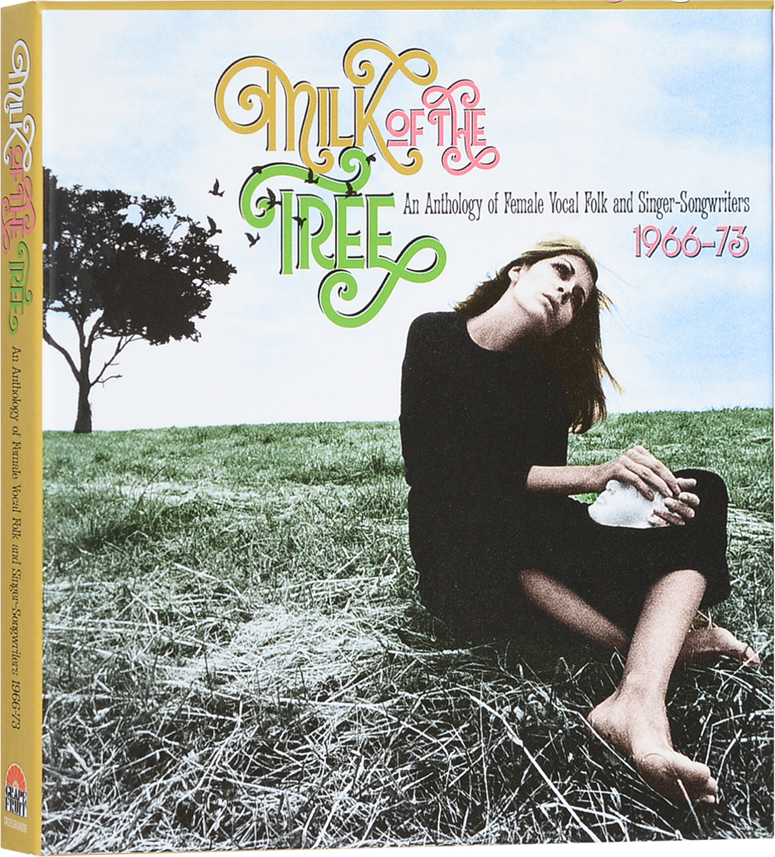 Milk Of The Tree: Anthology Of Female Vocal Folk And Singer-Songwriters 1966-73 (3 CD) sulphated galactans of red seaweeds