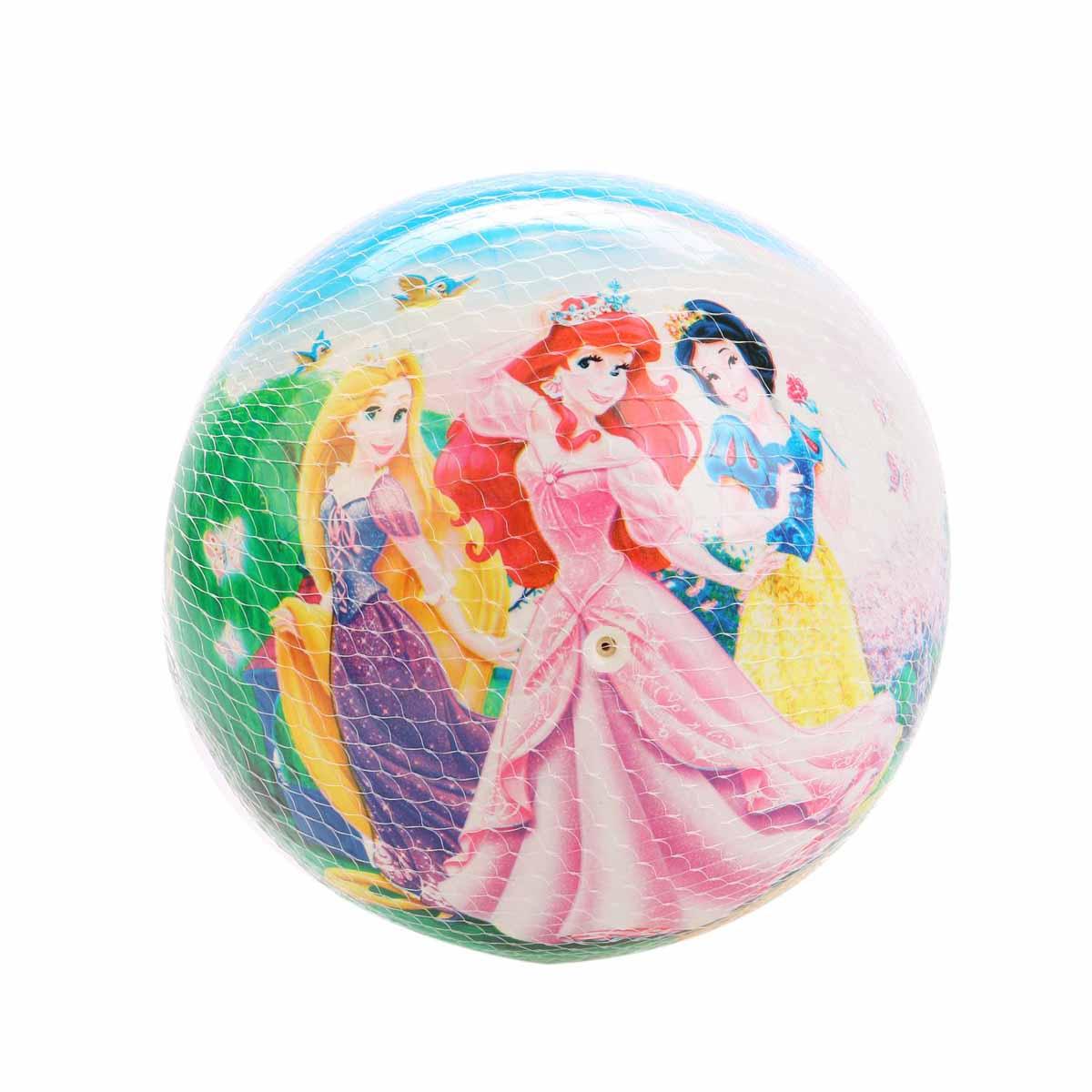 Играем вместе Мяч детский Disney Принцессы