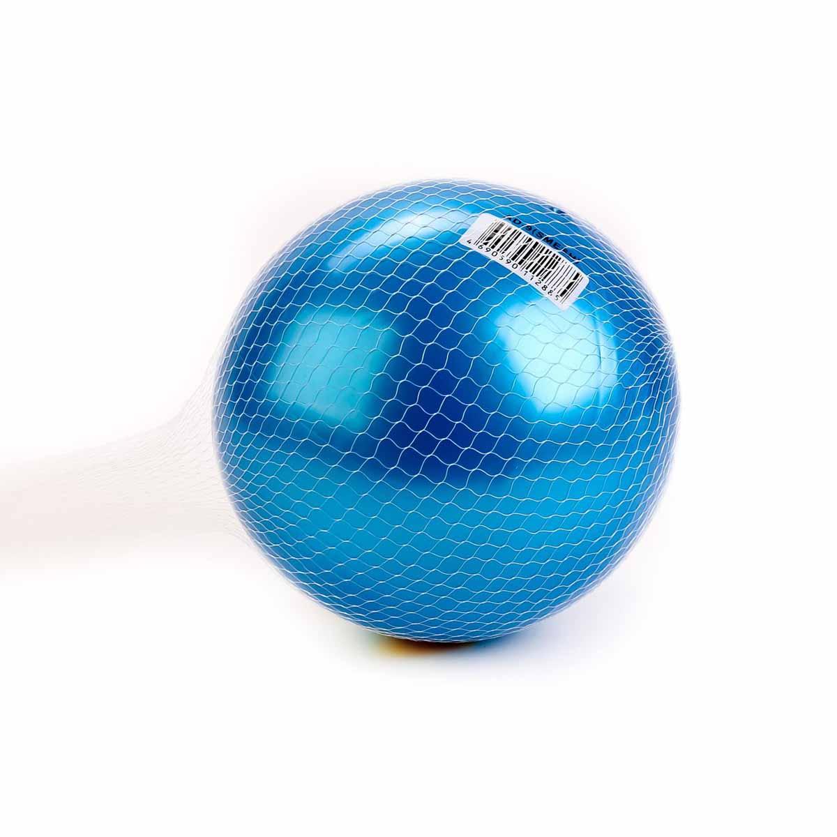 Играем вместе Мяч детский Смешарики цвет голубой 23 см