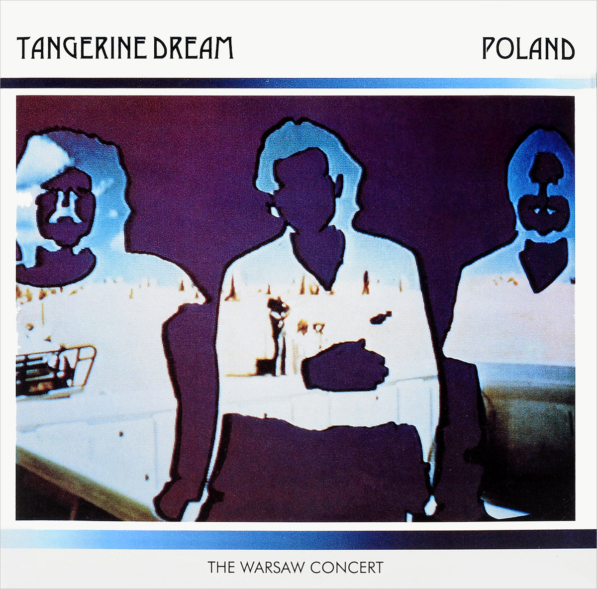 Zakazat.ru Tangerine Dream. Poland - The Warsaw Concert (2 CD)