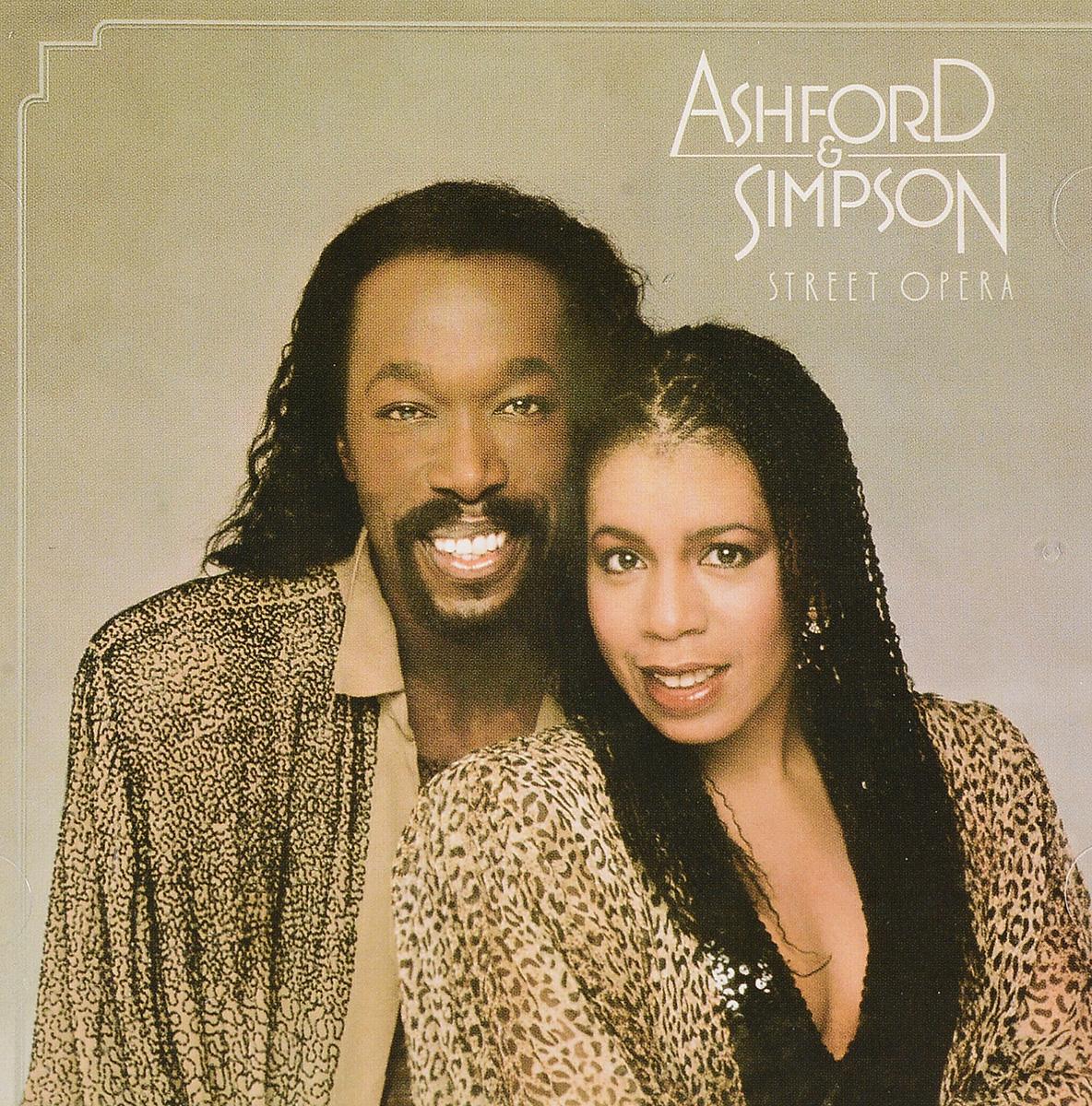 Ashford & Simpson. Street Opera
