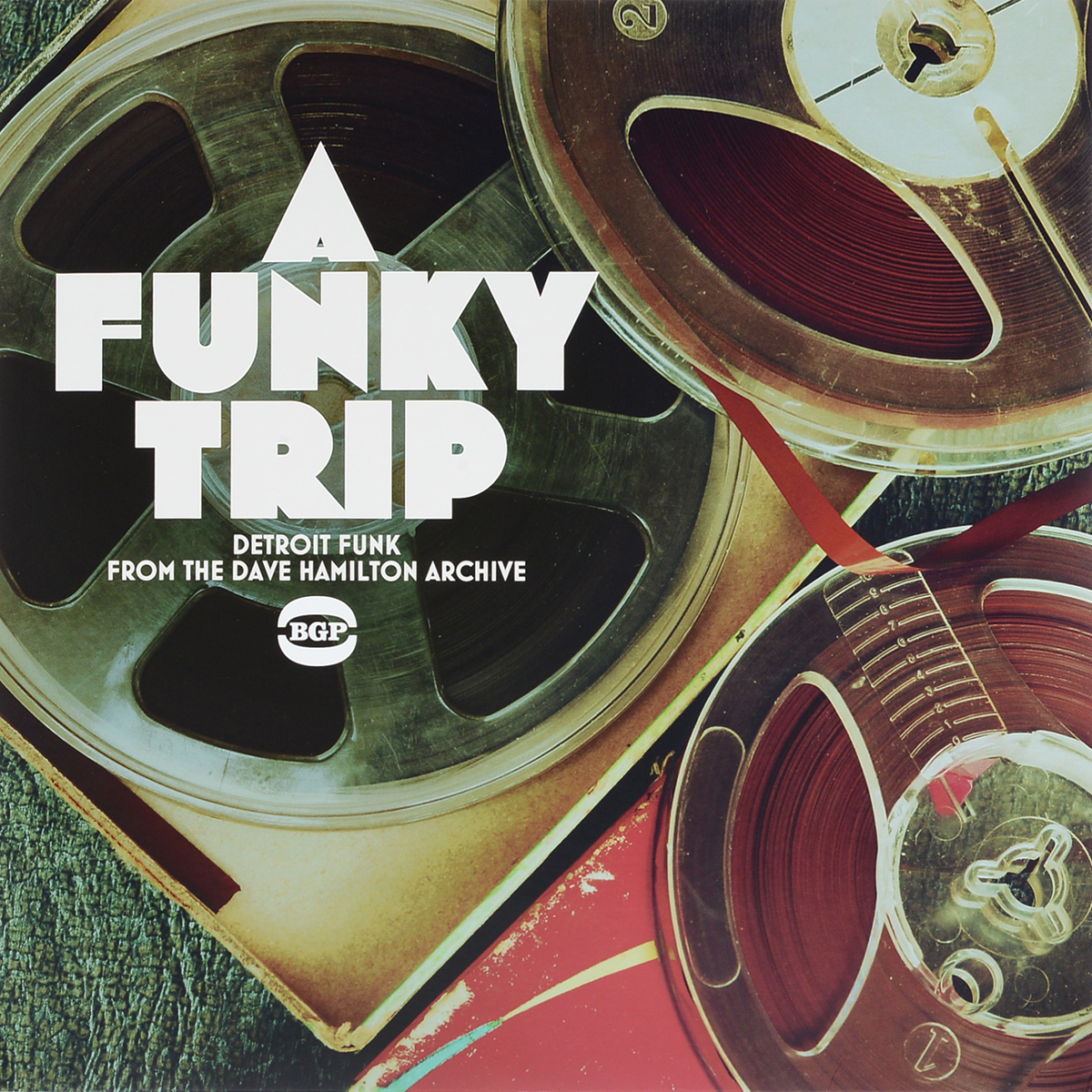 A Funky Trip - Detroit Funk From The Dave Hamilton Archive (LP) mac demarco hamilton