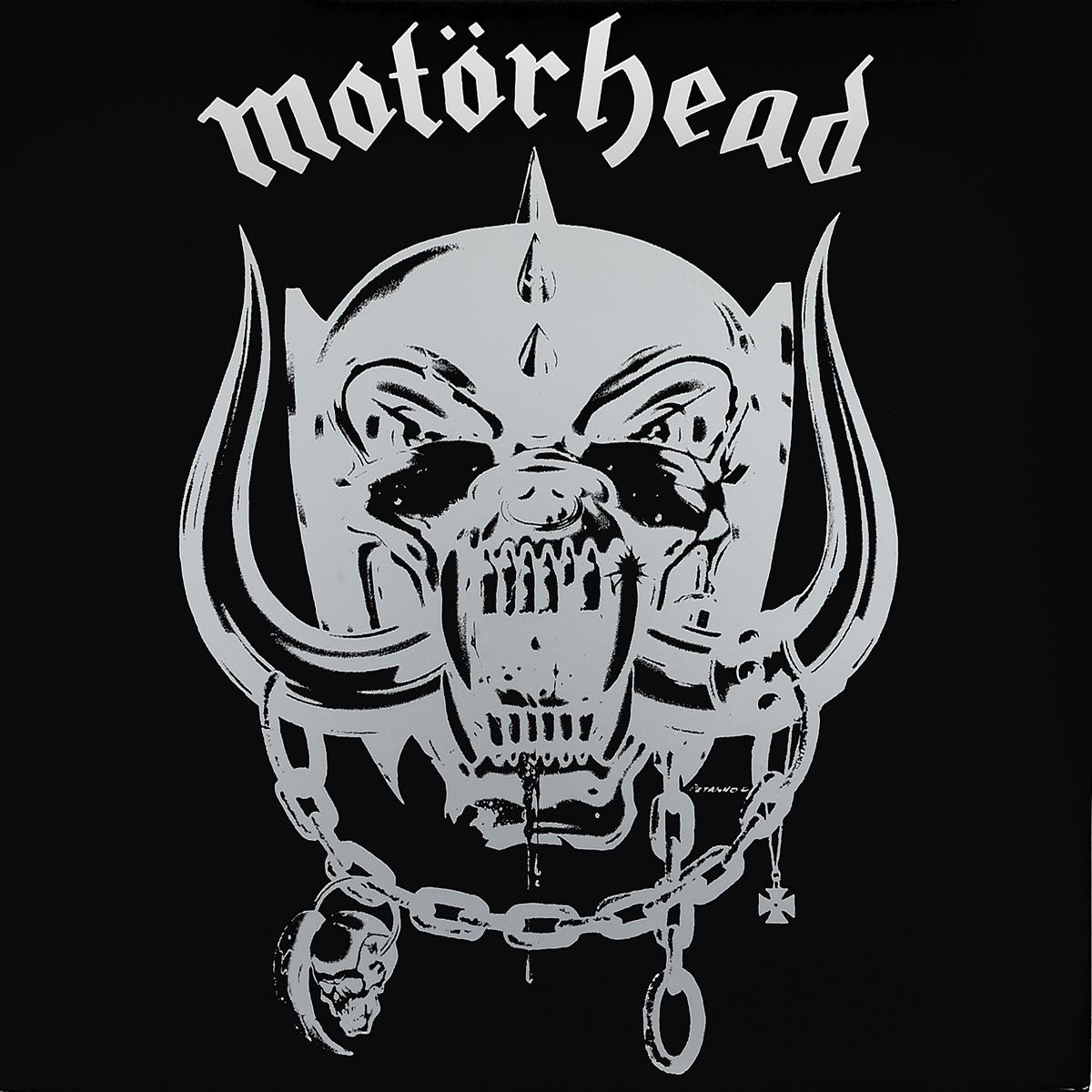 Motorhead Motorhead. Motorhead (LP) print bar motorhead