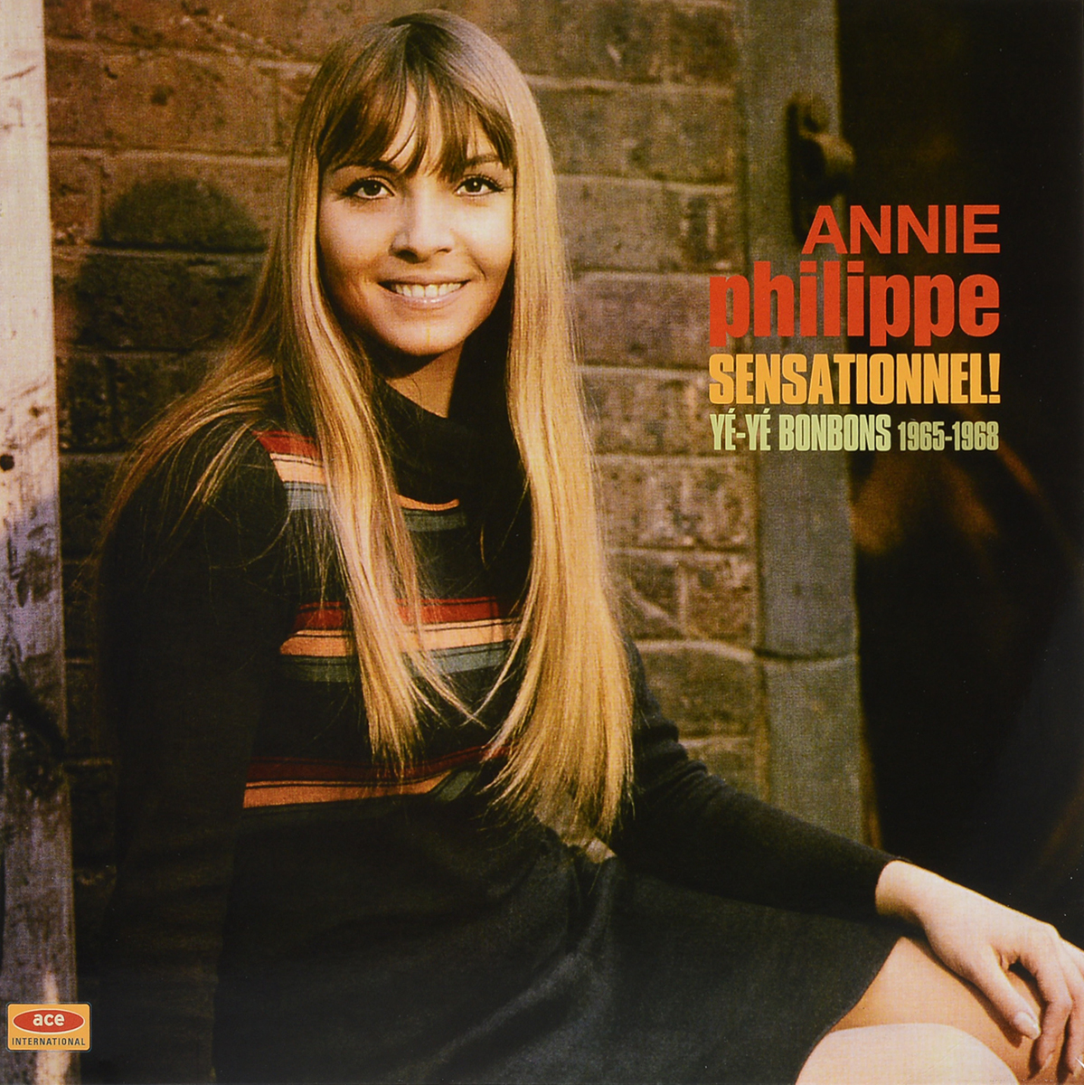 Анни Филипп Annie Philippe. Sensationnel! Ye-Ye Bonbons 1965-1968 (LP) motor ace motor ace five star laundry 2 lp