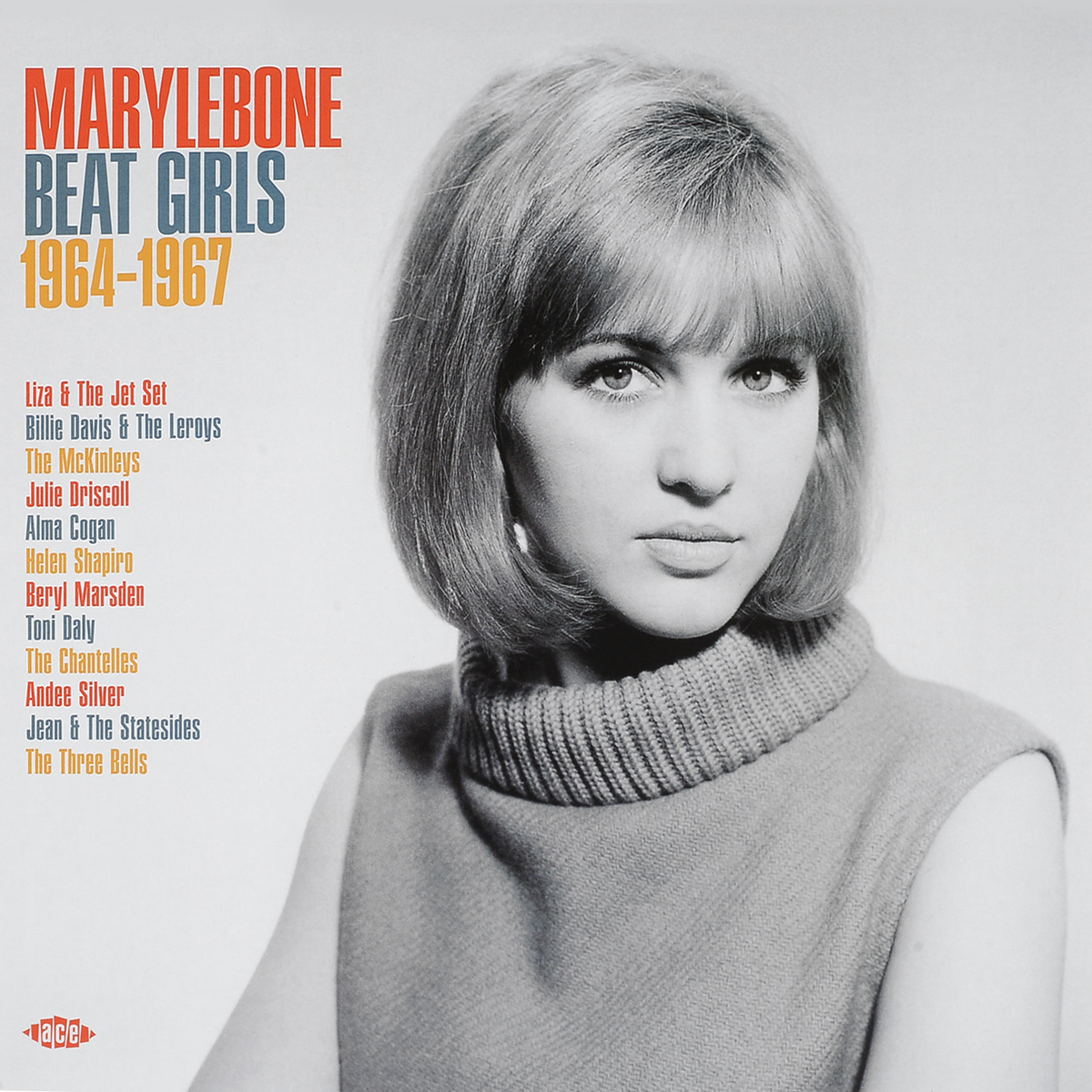 Marylebone Beat Girls 1964-1967 (LP) motor ace motor ace five star laundry 2 lp